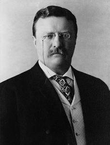 President Theodore Roosevelt 1904